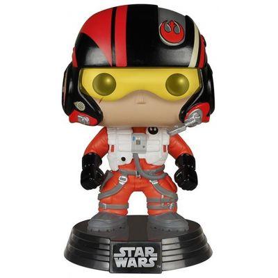 POP! Bobble: Star Wars: E7 TFA: Poe Dameron