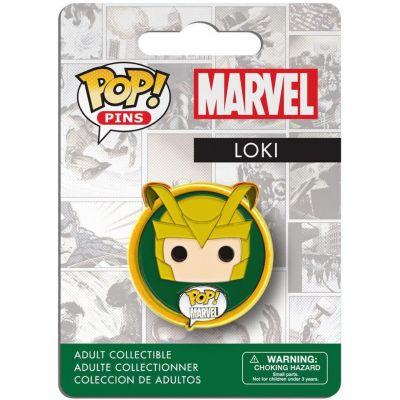 POP! Pins: Marvel: Loki