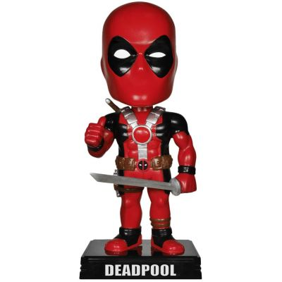 Wacky Wobbler: Marvel: Deadpool
