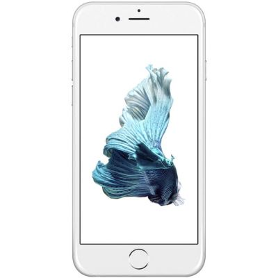 Apple iPhone 6s 16GB (Silver) (Refurbishment) (MKQK2)