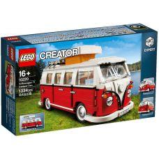 Volkswagen T1 Фургон-Кемпер Lego (10220)