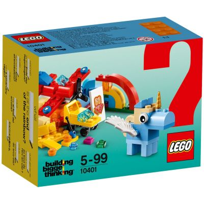 Радужные развлечения Lego (10401)