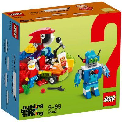 Интересное будущее Lego (10402)