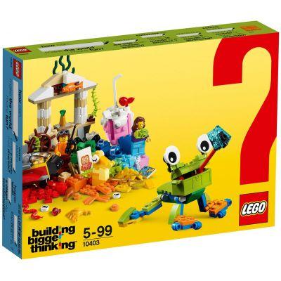 Мир развлечений Lego (10403)