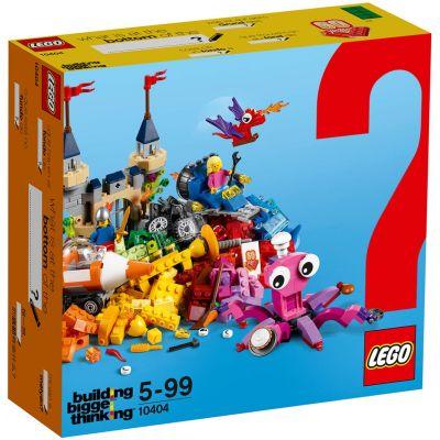 Дно океана Lego (10404)