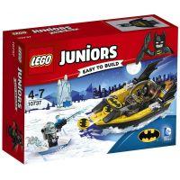 Бэтмен против Мистера Фриза Lego (10737)