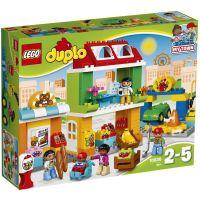 Городская площадь Lego (10836)