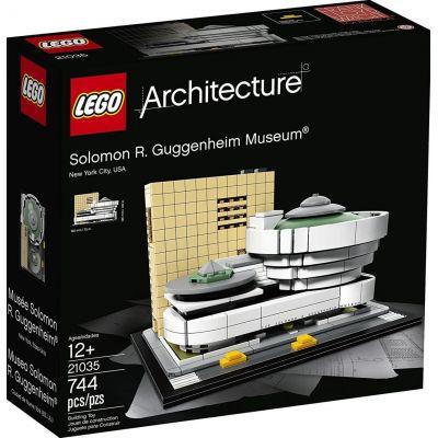 Музей Соломона Гуггенхейма Lego (21035)
