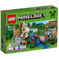 Железный голем Lego (21123)