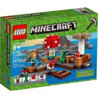 Грибной остров Lego (21129)