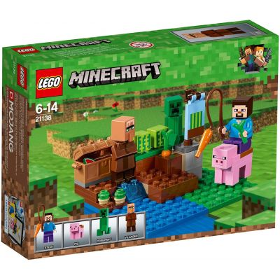 Арбузная ферма Lego (21138)
