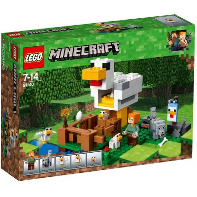 Курятник Lego (21140)