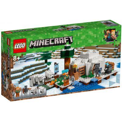 Иглу Lego (21142)