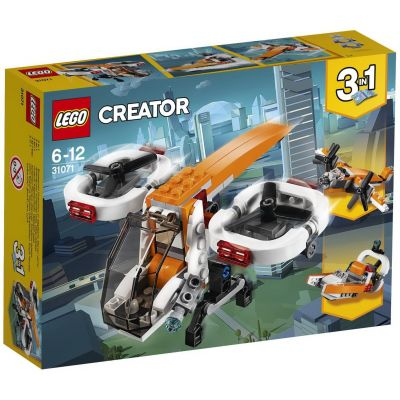 Исследовательский дрон Lego (31071)