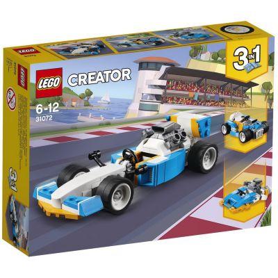 Экстремальные гонки Lego (31072)