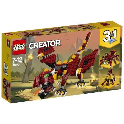 Мифические существа Lego (31073)