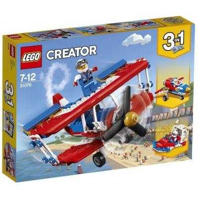 Бесстрашный самолет высшего пилотажа Lego (31076)