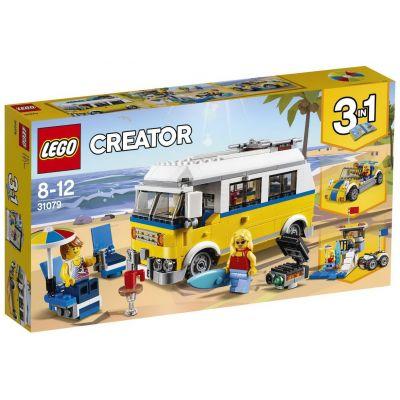 Солнечный фургон серфингиста Lego (31079)