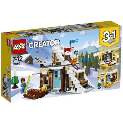 Модульный набор «Зимние каникулы» Lego (31080)