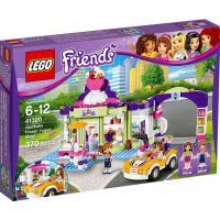 "Хартлейк-Сити ""Магазин замороженных йогуртов"" Lego (41320)"