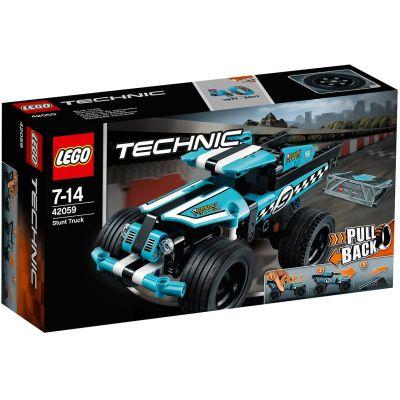 Трюковой грузовик Lego (42059)