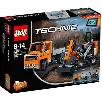 Дорожная техника Lego (42060)