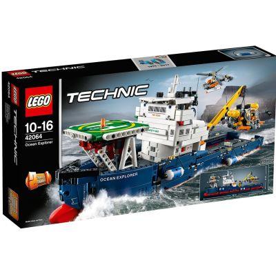 Исследовательское судно Lego (42064)