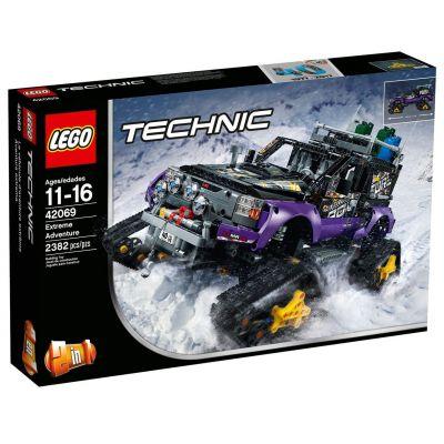 Экстремальные приключения Lego (42069)