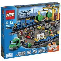 Грузовой поезд Lego (60052)