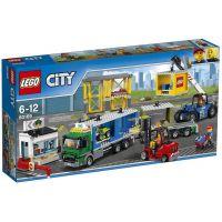 Грузовой терминал Lego (60169)