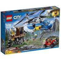 Арест в горах Lego (60173)