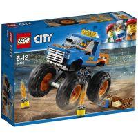 Грузовик-монстр Lego (60180)