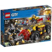 Тяжелый горный бур Lego (60186)