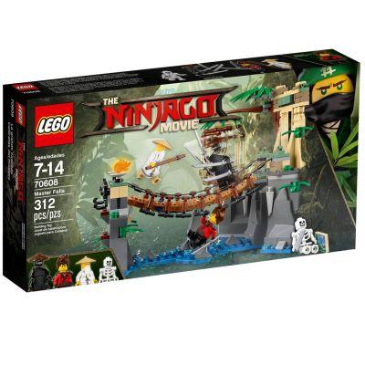 Битва Гармадона и Мастера Ву Lego (70608)