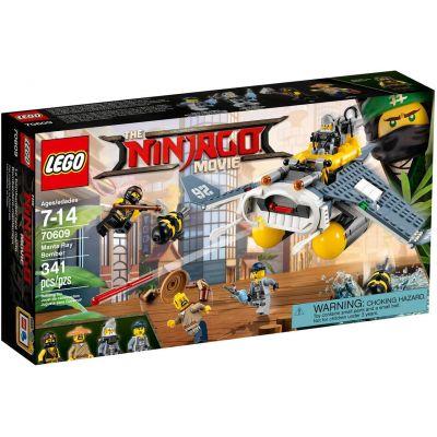 """Бомбардировщик """"Морской дьявол"""" Lego (70609)"""