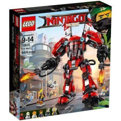 Огненный робот Кая Lego (70615)