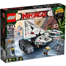 Lego Ninjago Movie Ice Tank\Ледяной танк (70616)
