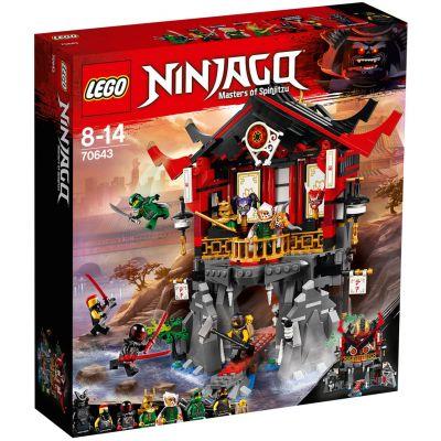 Храм воскресения Lego (70643)