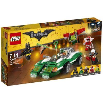 Гоночный автомобиль Загадочника Lego (70903)