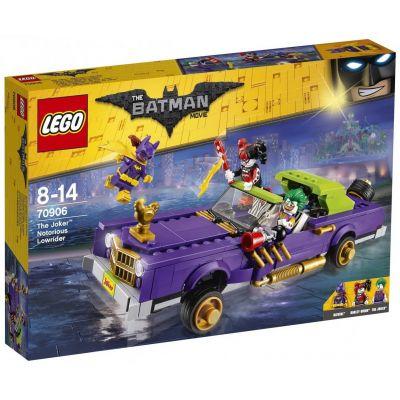 Лоурайдер Джокера Lego (70906)