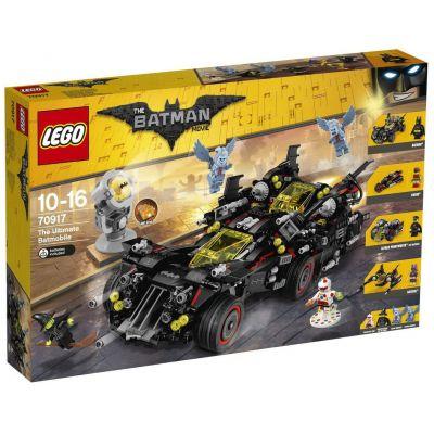 Крутой Бэтмобиль Lego (70917)