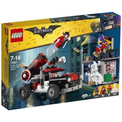 Пушечное нападение Харли Квинн Lego (70921)