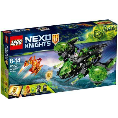 Бомбардировщик Берсеркер Lego (72003)