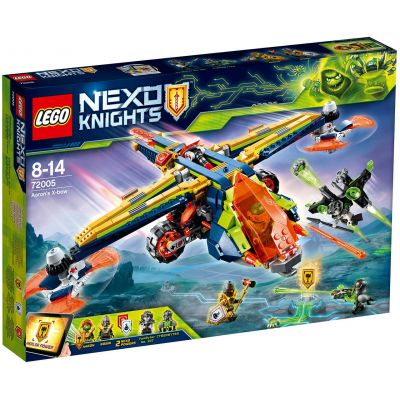 Лук-Х Аарона Lego (72005)