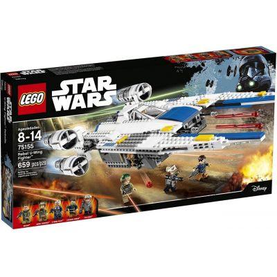 Истребитель Повстанцев «U-wing» Lego (75155)