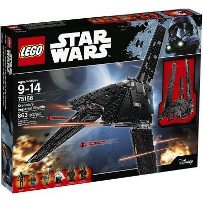 Имперский шаттл Кренника Lego (75156)