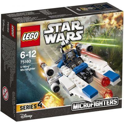 Микроистребитель U-Wing Lego (75160)