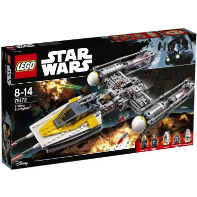 Звездный истребитель Y-Wing Lego (75172)