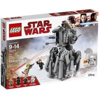 Тяжелый розведывательний шагоход Первого ордена Lego (75177)