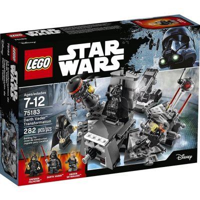Превращение в Дарта Вейдера Lego (75183)